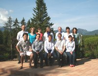 Project-meeting in Sonthofen, June 2010
