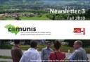 Third COMUNIS newsletter